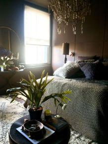 Abigail Ahern's boho bedroom