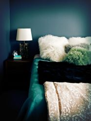 Moody blues. Image from AbigailAhern.com