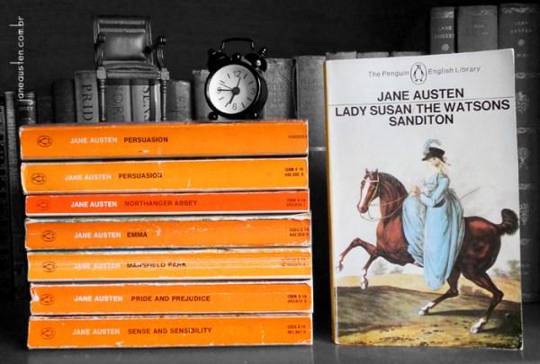 Penguin English Library - Jane Austen
