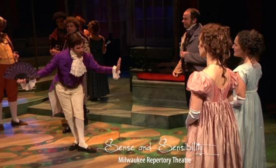 Sense and Sensibility, teatro