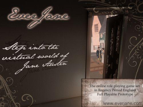 Ever Jane RPG