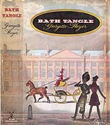 book cover bath tangle
