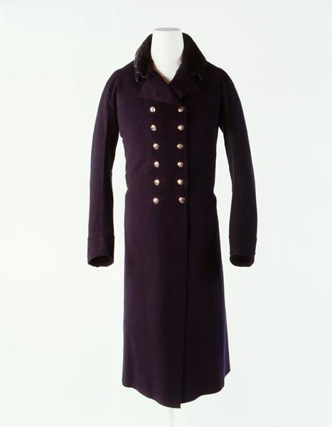 Man's Great Coat by John Weston, 1803-1810