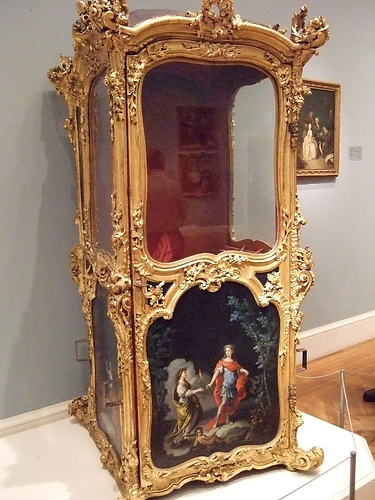 sedan chair rental cover omaha chairs an efficient mode of transportation in georgian london early 18th c gilt and wood painted panels attributed to charles antoine