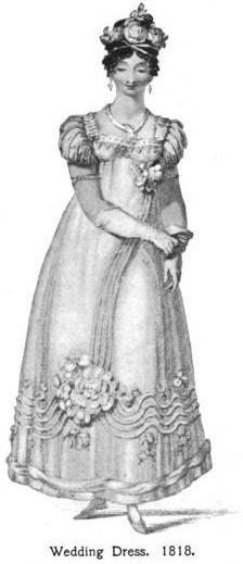 Regency Era Wedding Dress : regency, wedding, dress, Queen, Victoria, Austen's, World
