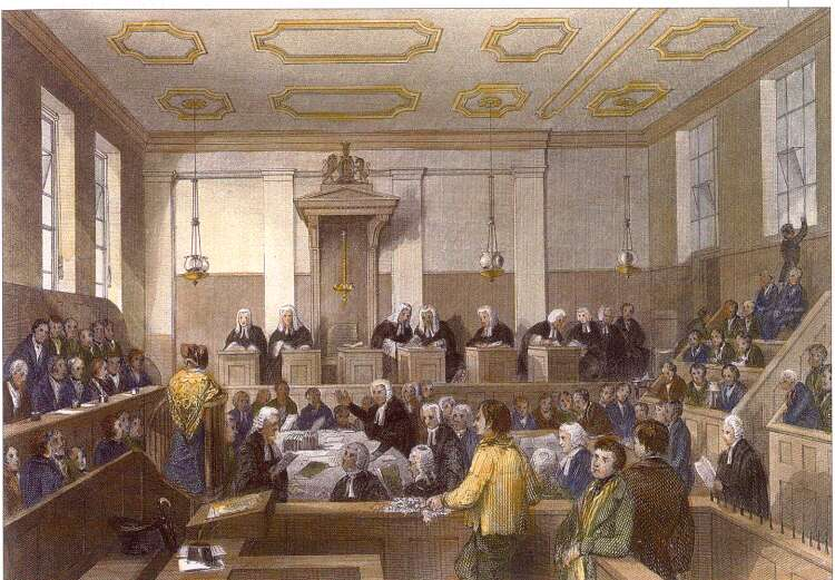 Old Bailey Trial