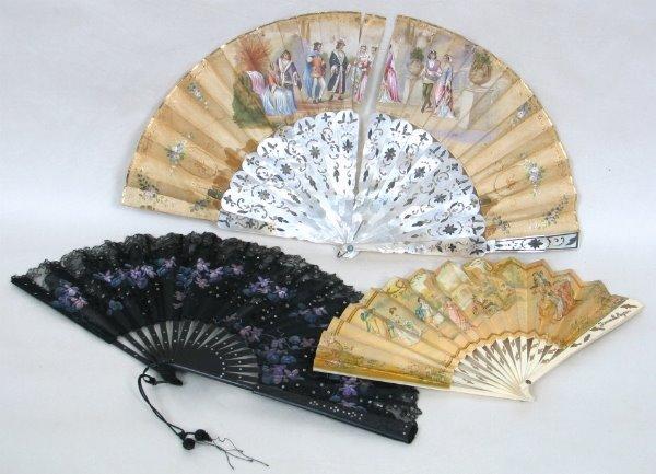 3 regency fans