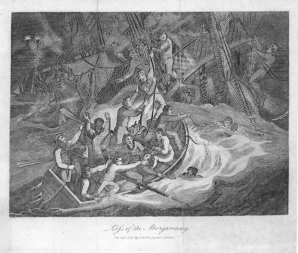 Loss of the Abergavenny