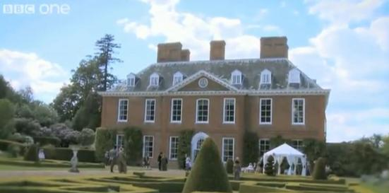 Squerryes Court as Hartfield