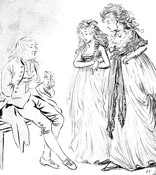 Fashions During Cassandra Austen's Lifetime (1773-1845