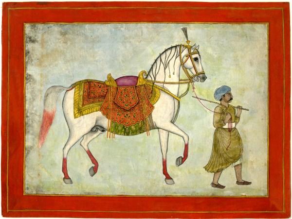 Exhibition British Museum Horse Arabia