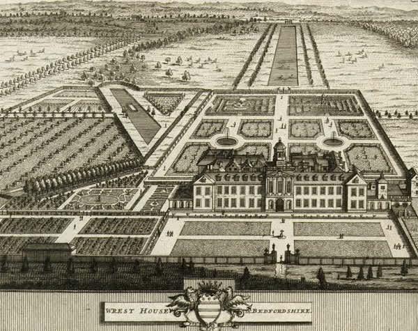 Garden Design 18th Century