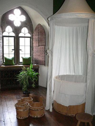 Medieval Bathroom