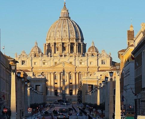 Getaway til Rom
