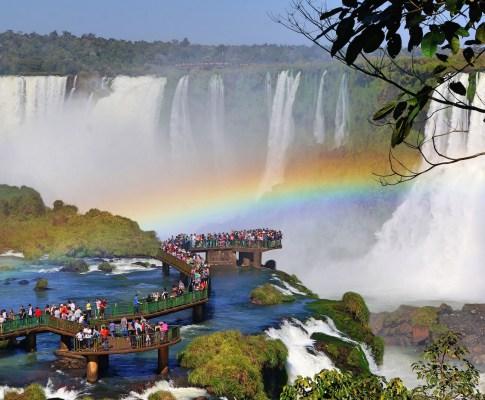 Getaway til Iguaçu