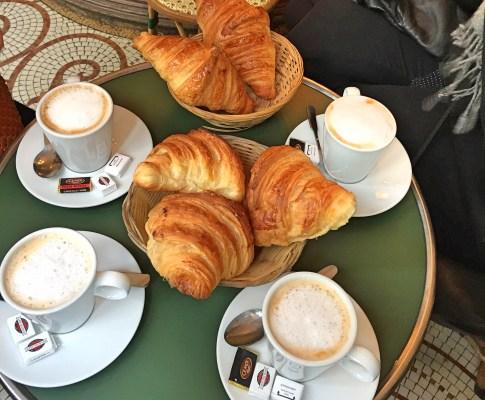 Miniguide til Paris