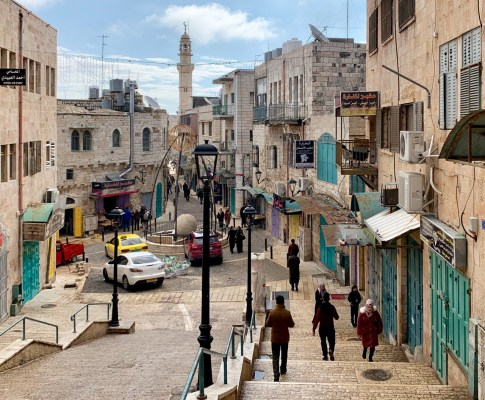 Getaway til Bethlehem