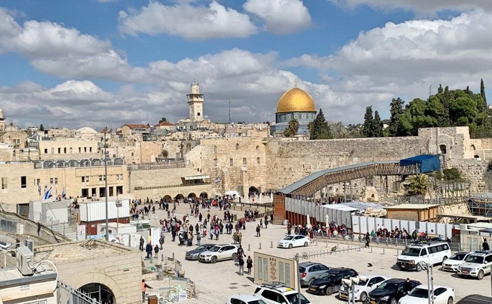 getaway jerusalem