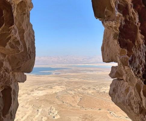 Getaway til Det Døde Hav & Negev-ørkenen