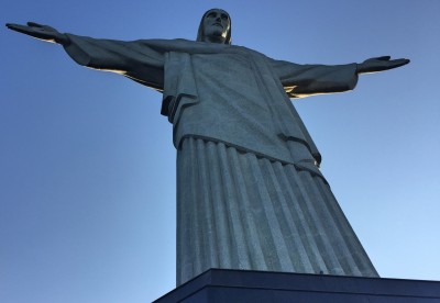 Den almægtige -  Kristusfiguren