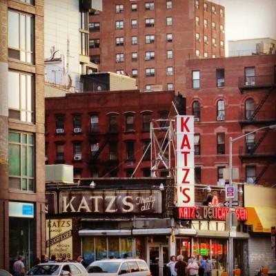 Katz's Deli, Houston Street