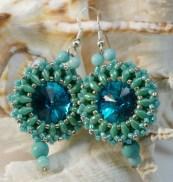 BLUE EARRINGS 1B
