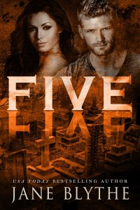 Book Cover: Five