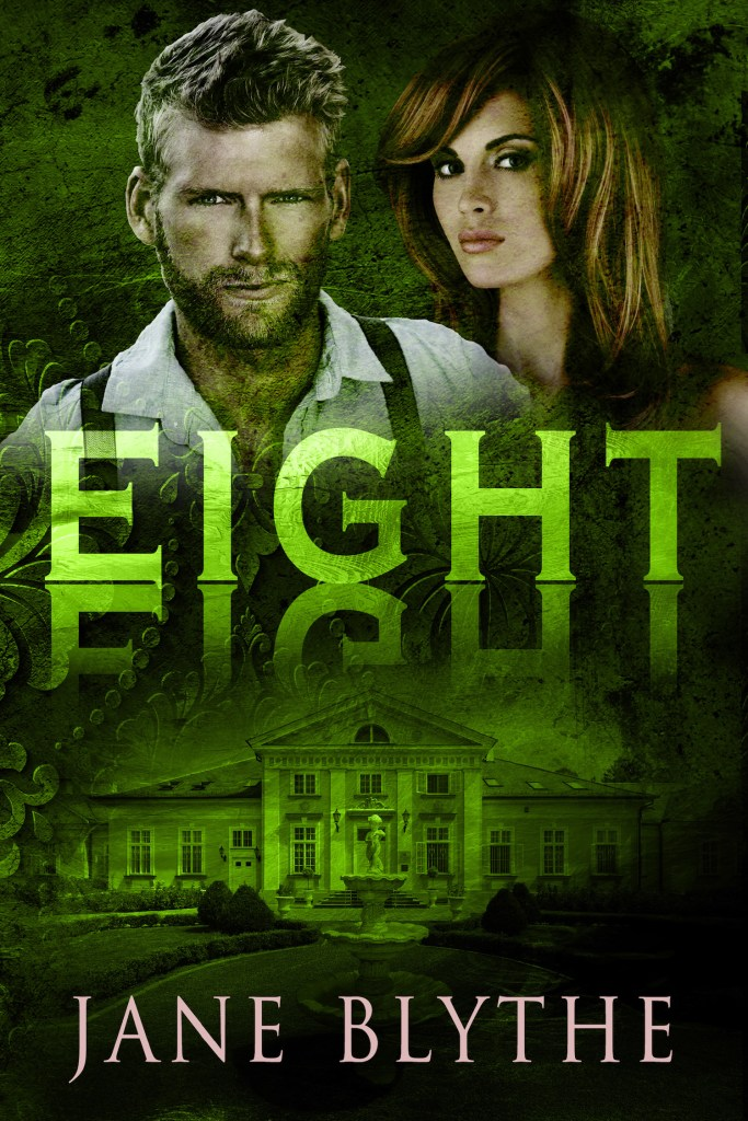 Book Cover: Eight