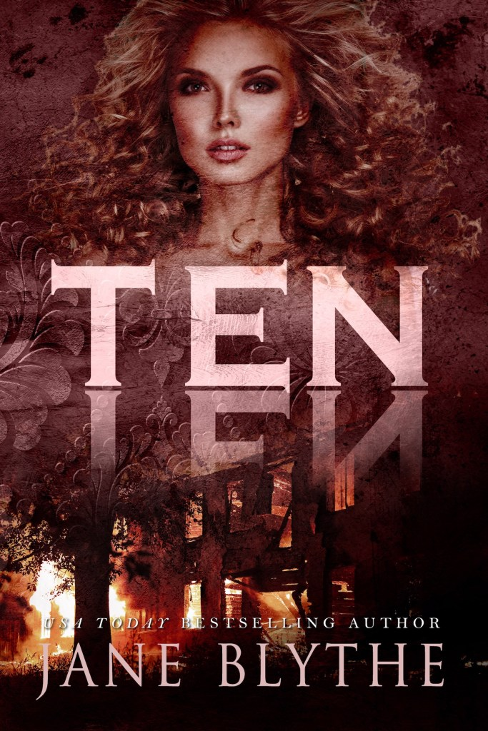 Book Cover: Ten
