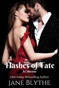 Book Cover: Flashes of Fate