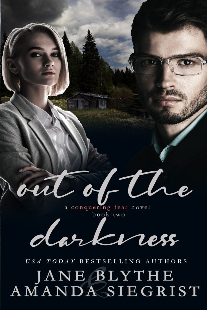 Book Cover: Out of the Darkness