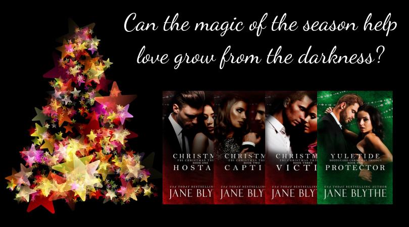 Christmas Romantic Suspense website banner