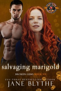Book Cover: Salvaging Marigold