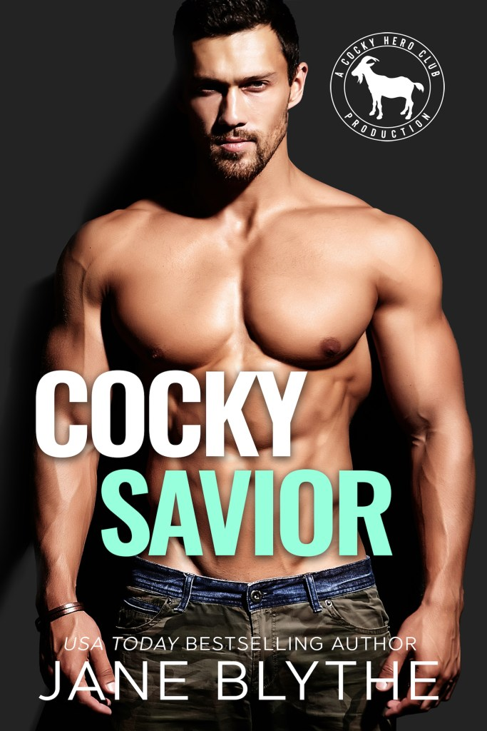 Book Cover: Cocky Savior