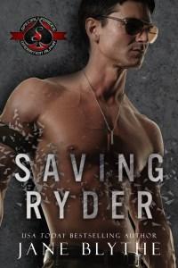 Book Cover: Saving Ryder