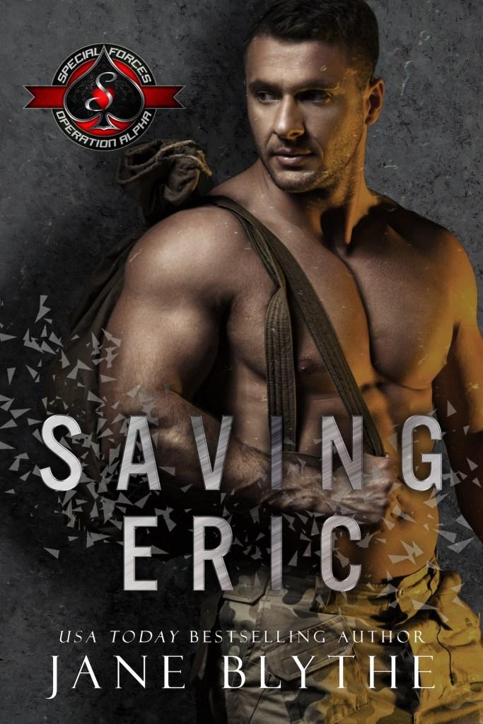 Book Cover: Saving Eric