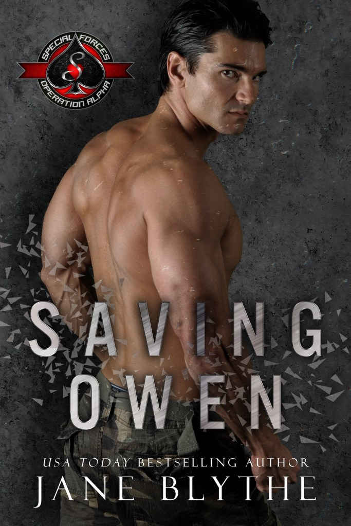 Book Cover: Saving Owen