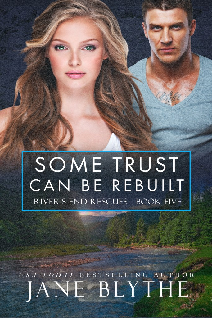 Book Cover: Some Trust Can Be Rebuilt