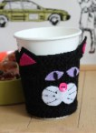 Black Cup Cosey