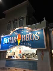 Frozen custard! Shore tradition!