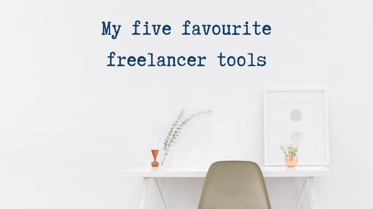 five-favourite-freelancer-tools