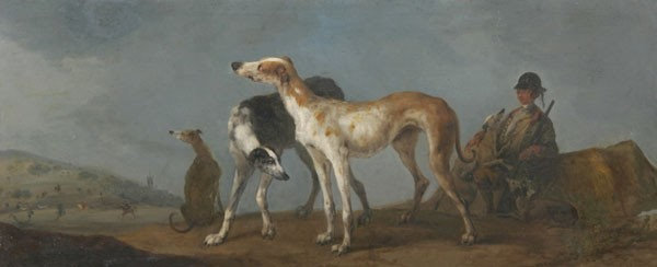 Three_Hounds_with_Horsemen'