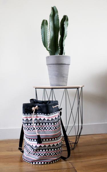 couture sac seau