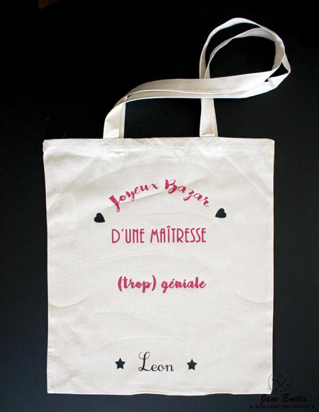 Cadeau Maîtresse Couture