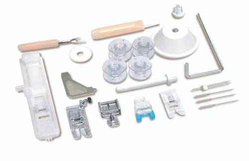 accessoires necchi Q132A