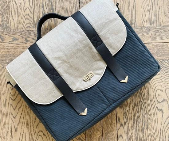 tuto couture cartable sac à dos