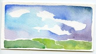 mountain scene 8