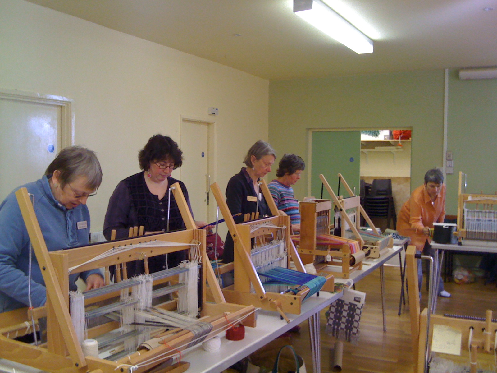 Doubleweave workshop