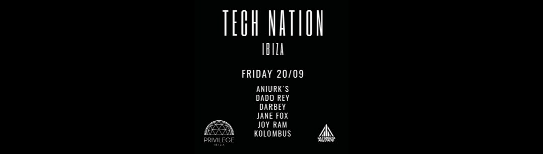 PRIVILEGE IBIZA – TECH NATION