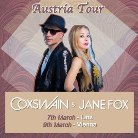 Austria Tour - Coxswain & Jane Fox